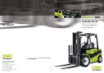 LAY C 0806 Folder GEN2 deutsch - Forklift