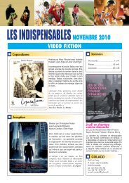 Indisp Fiction Novembre 2010.indd - Colaco