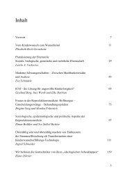 Buch Vom Stammbaum zur Stammzelle (pdf, 1.8 MB - Bremen