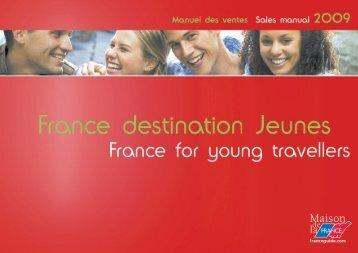 MVJ 2009.indd - Maison de la France