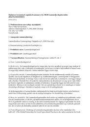 for BGB-Lammefjordsgulerødder - Fødevarestyrelsen