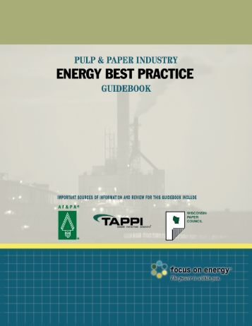Pulp and Peper Guidebook - Focus on Energy