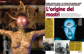 L'origine dei mostri - Focus