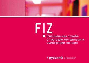 русский (Russisch) - FiZ
