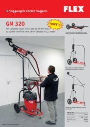 GM 320 - FLEX