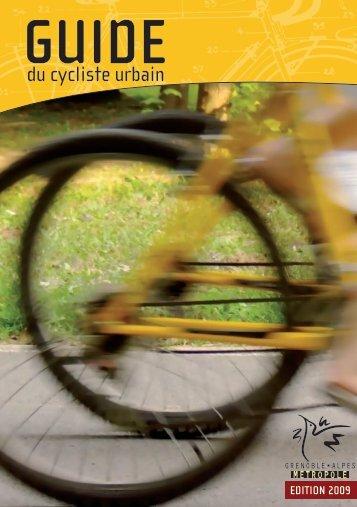 Petit guide pratique du cycliste urbain - Station Mobile