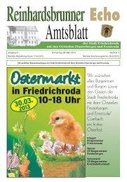 März2013 - Friedrichroda