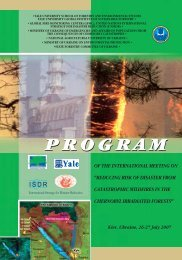 PROGRAM ?? - The Global Fire Monitoring Center