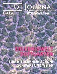 GALABAUJournal - galabau magazin