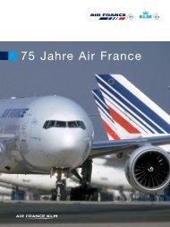 75 Jahre Air France - Agentur FreyGeist