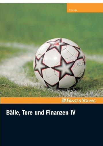 Bälle, Tore und Finanzen IV - Fussball - Club - Management - Stefan ...