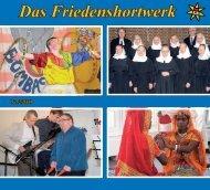 Serie: »Unsere Arbeitsfelder« – Das Projekt »Sportgruppe«