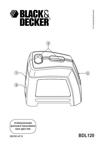 Black And Decker Home Page 9