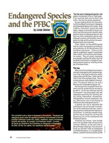 SEP OCT Angler - Pennsylvania Fish and Boat Commission