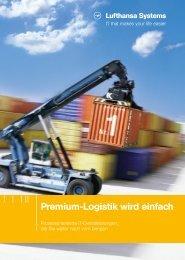 Premium-Logistik wird einfach