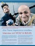 Freiheit f.r Tiere 1-2011_03-11-2010 Druck.qxd - Magazin Freiheit ... - Seite 2
