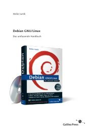 Debian GNU/Linux - Galileo Computing