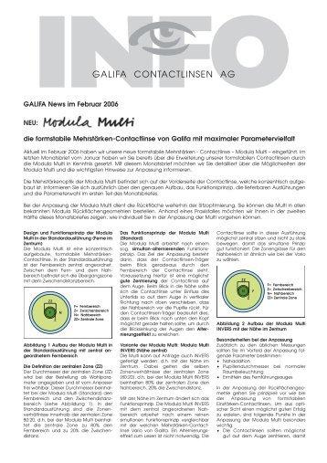 02_Februar 2006.pdf - Galifa Contactlinsen AG