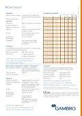 BiCart Select® - Gambro - Page 2