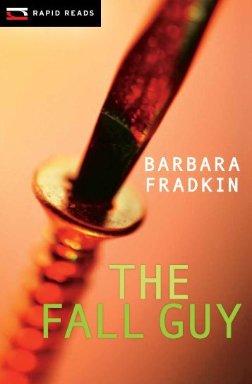 THE FALL GUy - Frontier College New Readers Bookstore