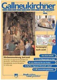 2006 Juli - Gallneukirchen