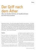 Über das Gesellschaftliche am Gesellschaftsfunk - Freies Radio für ... - Seite 5