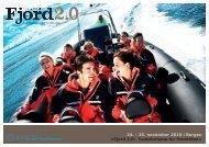 Last ned komplett program (pdf) - Fjord Norway