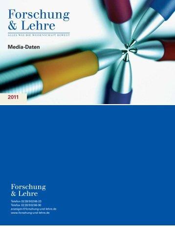 2011 - Forschung & Lehre