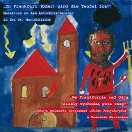 Teufelsaktion 2013 Einladung - Frankfurt
