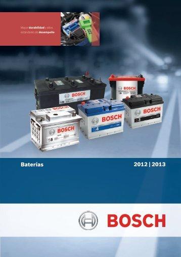 Catálogo Bosch - FrenoSeguro