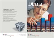 DiAna: Digital Analytics Pro - FIT