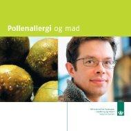 Pollenallergi og mad - Fødevarestyrelsen
