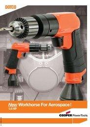 NewWorkhorse For Aerospace ! 1.4 HP - Frank Drucklufttechnik