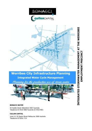 Integrated Water Cycle Management Strategy – Bonacci – Feb 2010
