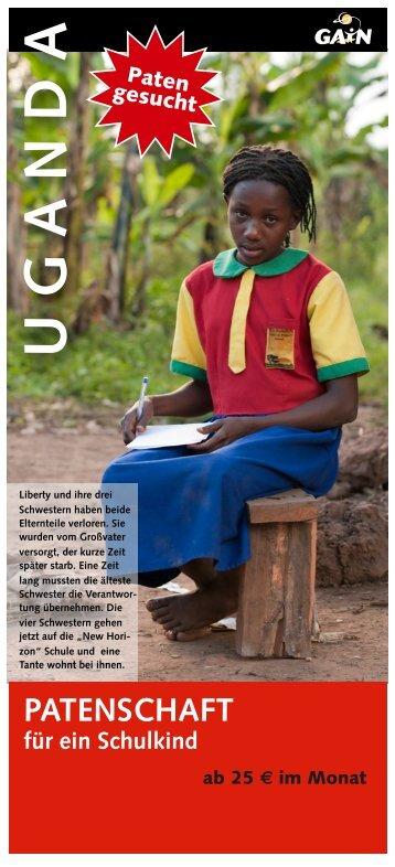 UGANDA - GAiN
