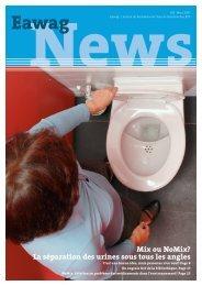 Eawag News 63f - Novaquatis - Eawag