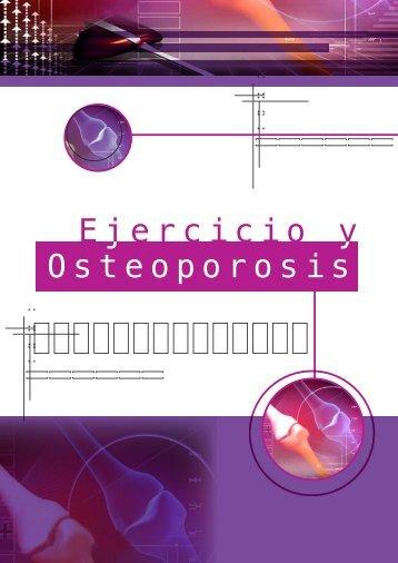 ejercicio y osteoporosis con tapa