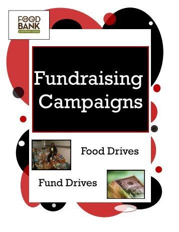 Fund Drive Handbook - Food Bank of Northeast Georgia