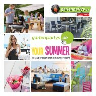 Download Katalog - Gartenparties.de