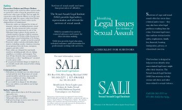 Legal Issues - Frostburg State University