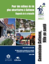 Annexe 1.indd - Ville de Gatineau