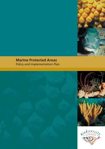 MPA Policy and Implementation Plan - Biodiversity