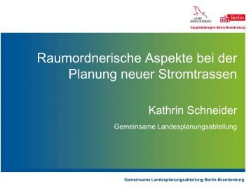 Schneider_RO_Planung_290312.pdf - Forum Netzintegration ...