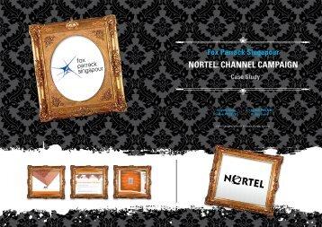 nortel: channel camPaign - Fox Parrack Singapour