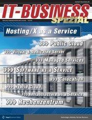 Hosting / X as a Service - ADN