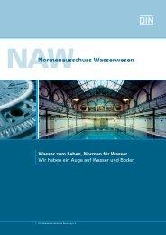 NAW-Imagebroschüre