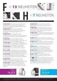 + 13 NEUHEITEN - FM Group Austria