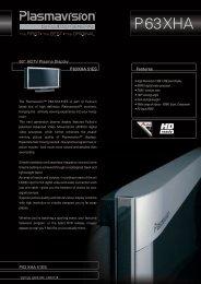 P63XHA51ES (PDF:222KB) - fujitsu general