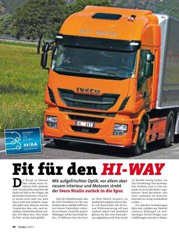 Fit für den HI-WAY - Fuhrmann Nutzfahrzeuge