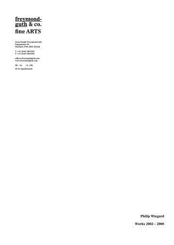 portfolio - Freymond-Guth